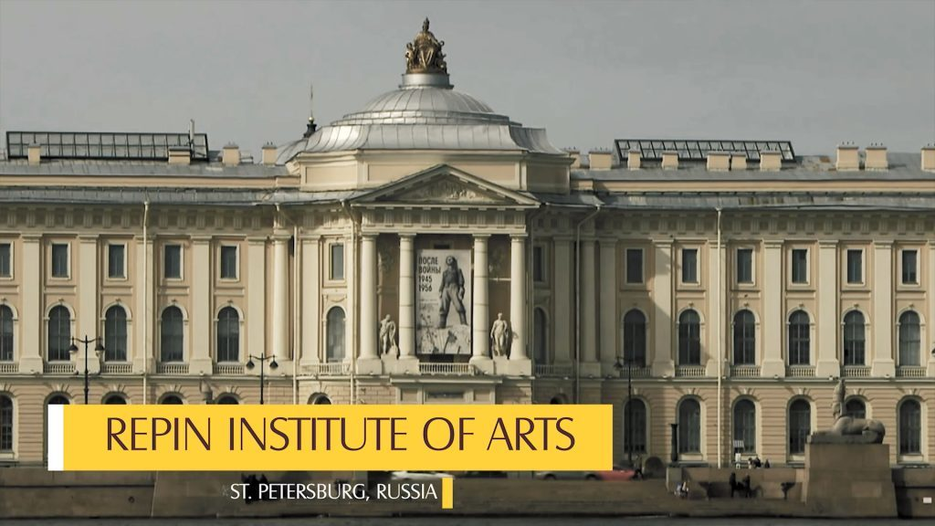 The Russian Academy of Arts in Saint Petersburg, informally known as the Saint Petersburg Academy of Arts, was founded in 1757 by Ivan Shuvalov under the name Academy of the Three Noblest Arts.